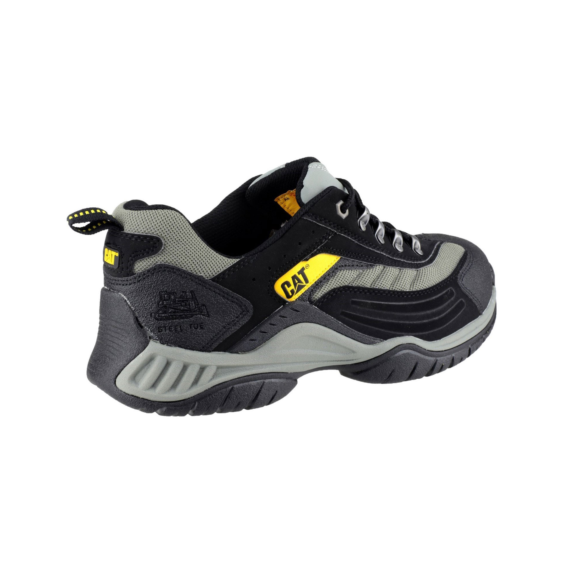 ddc2296c65a Safety shoes CAT Moor, black | CAT - Caterpillar produkcija Lietuvoje
