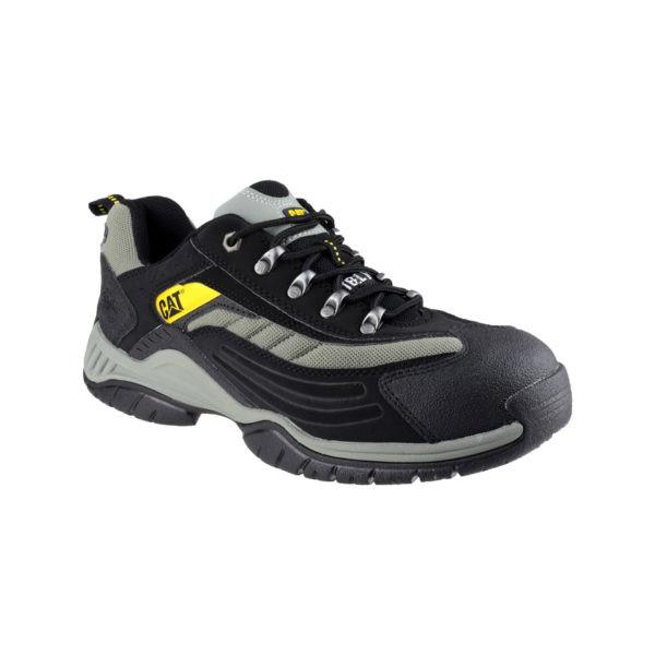 Darbo batai CAT MOOR (juoda spalva)