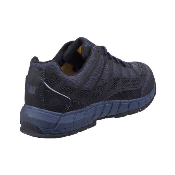 Darbo batai CAT STREAMLINE BLUE NITE (mėlyna spalva)