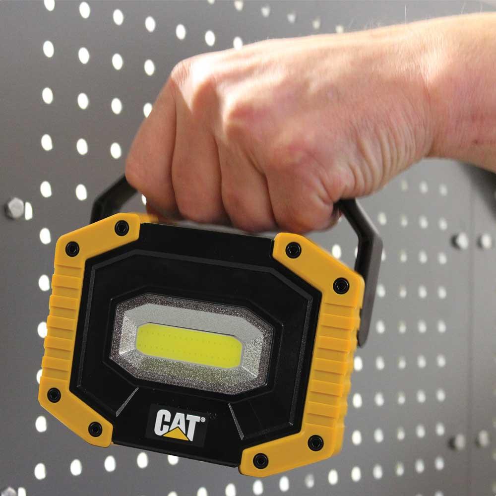 Įkraunamas darbinis LED prožektorius CAT CT3545