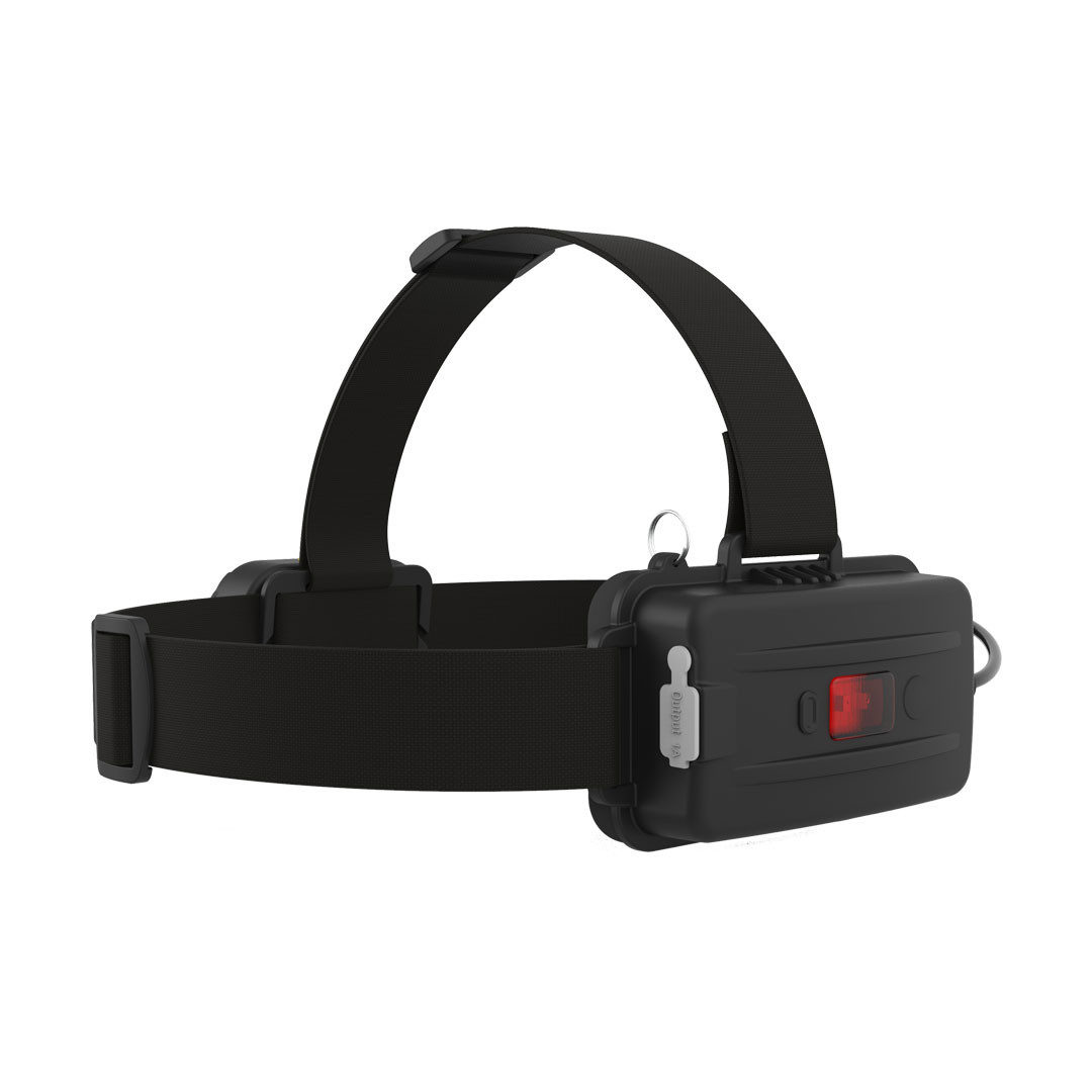 Rechargeable focusing LED headlamp CAT CT4305