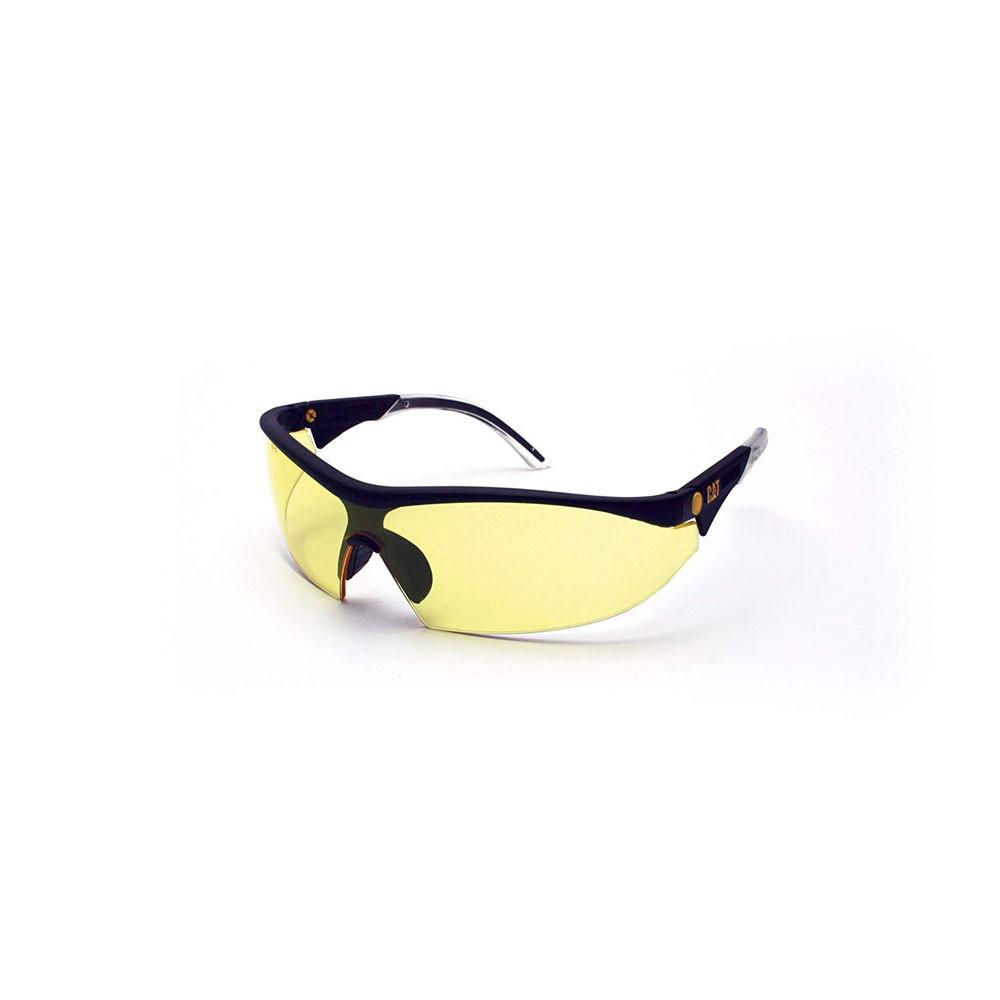 Akiniai CAT Digger Semi-Rimless geltonas filtras
