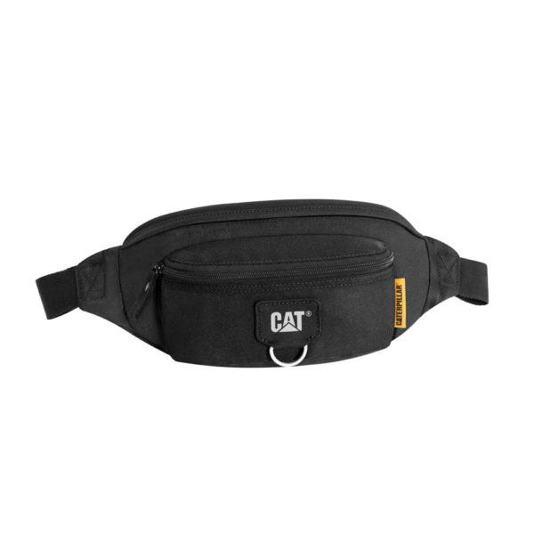 Juosmens krepšys CAT Raymond, juodas