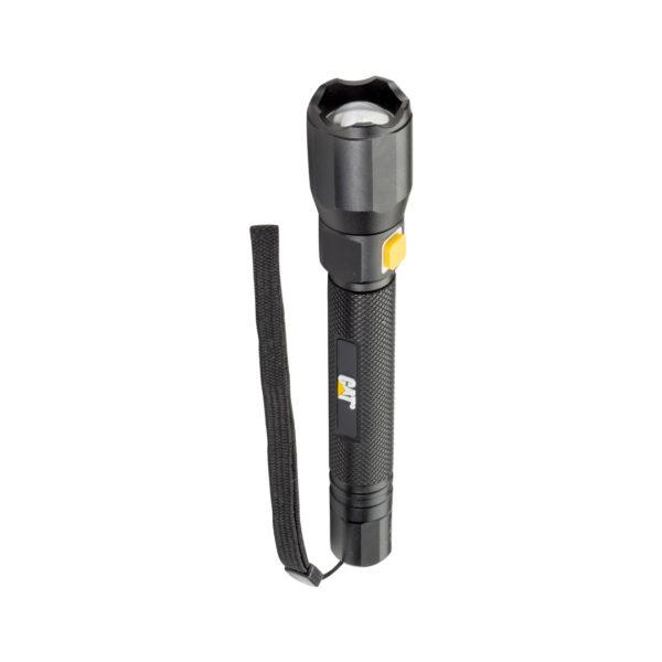 Įkraunamas fokusuojamas kišeninis LED prožektorius CAT CT2105