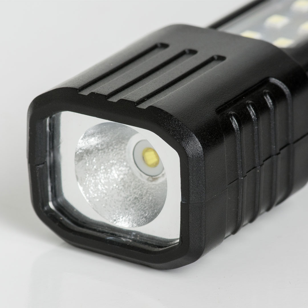 Rechargeable extension Working LED Spotlight CAT CT3115