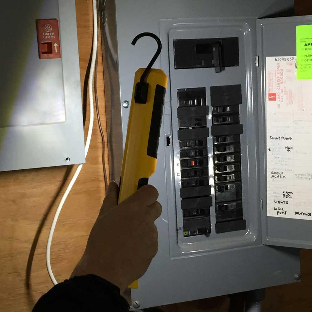 Įkraunamas darbinis LED prožektorius CAT CT3125EU