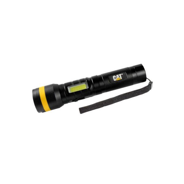 Įkraunamas taktinis LED prožektorius CAT CT6315